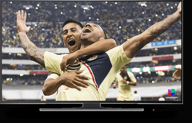 Ver Fútbol con Liga MX per Univision - kernersville, nc - International Satellite TV - Distribuidor autorizado de DISH
